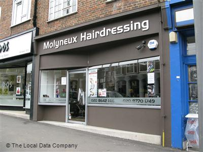 Molyneux Hairdressing Sutton