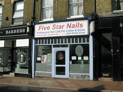 Five Star Nails Carshalton