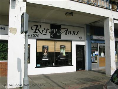 Kerry Anns Hair Studio Morden