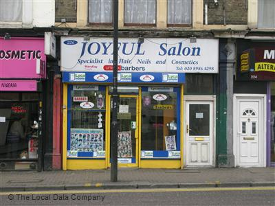 Joyful Salon London