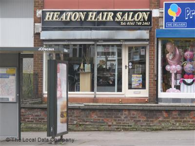 Heaton Hair Salon Manchester