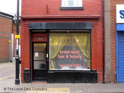Bridal Wear Hair & Beauty Runcorn