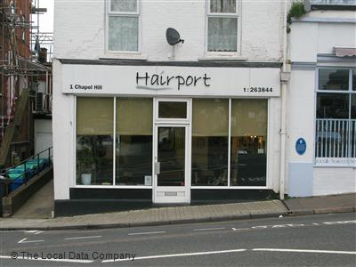Hairport Exmouth