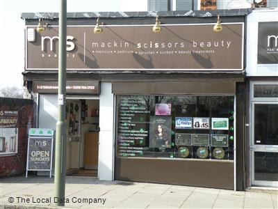 Mackin Scissors Beauty Edgware