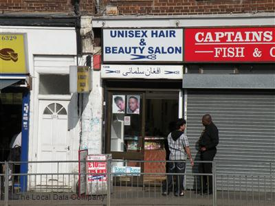 Unisex Hair & Beauty Salon Edgware