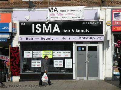 Isma Hair & Beauty Edgware