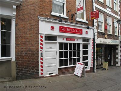 Vic Breeze & Co Shrewsbury