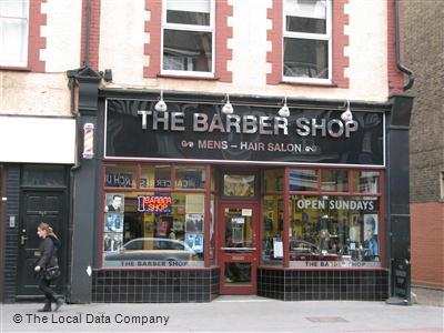 The Barber Shop Purley