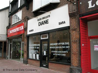 Diane Hair Salons Purley