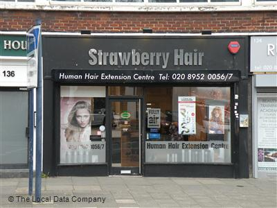 Strawberry Hair Edgware