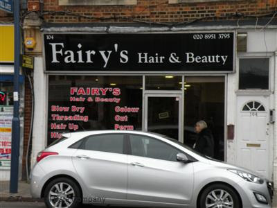 "Fairy""s Hair & Beauty Edgware"