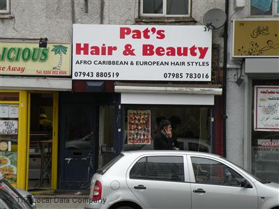 "Pat""s Hair & Beauty Edgware"