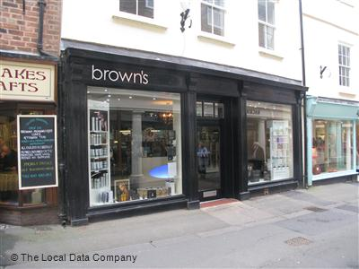 Browns Shrewsbury