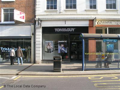 Toni & Guy Shrewsbury