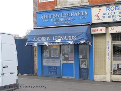 Andrew Leonards Leicester