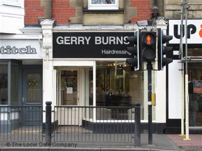 Gerry Burns Hairdressing Newcastle