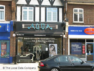 Aqua Hair Salon London