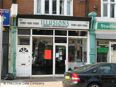 Illusions Unisex Hairdressers London