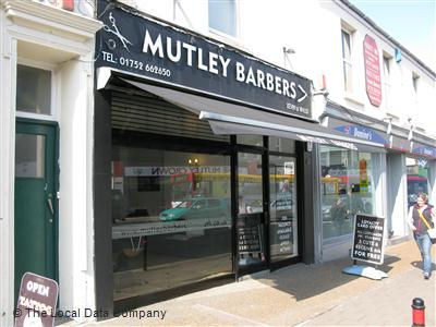 Mutley Barbers Plymouth