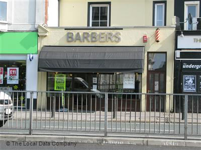 Barbers Plymouth