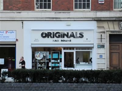 Originals Hair Studio Hull