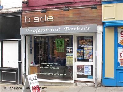 Blade Barbers Stockport