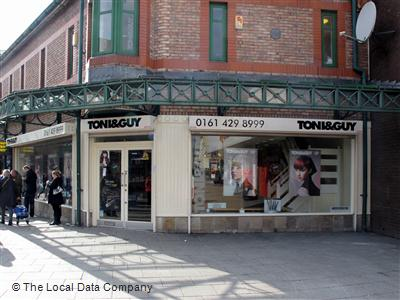Toni & Guy Stockport