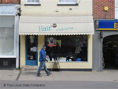 Hair by David Bridport