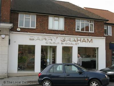 Barry Graham Woodford Green