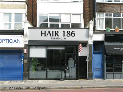 Hair 186 Woodford Green
