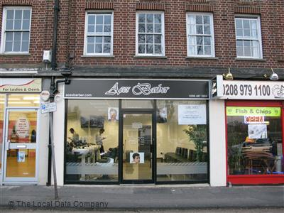 Aces Barber East Molesey