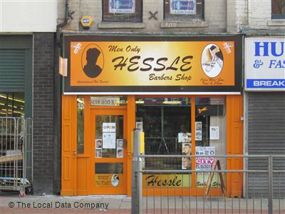 Hessle Men Only Barbers Shop Hull