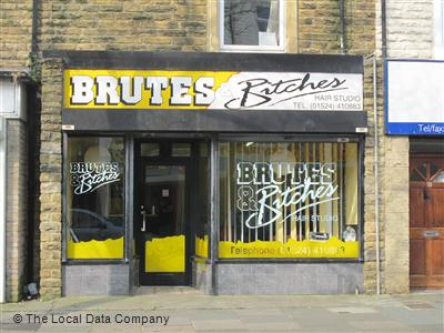 Brutes & Bitches Hair Studio Morecambe
