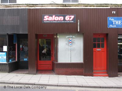 Salon  Dumfries