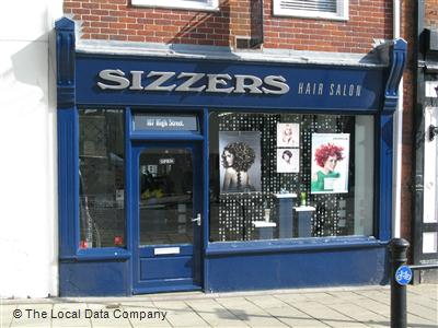Sizzers Hair Studio Lowestoft