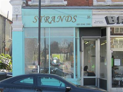 Strands Hair Studio London