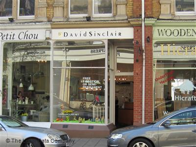 David Sinclair Hairdressing Bristol