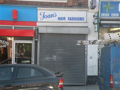"Joan""s Hair Fashions London"