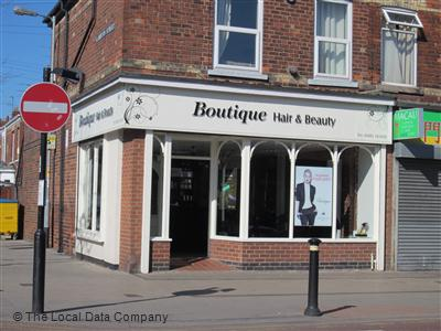 Boutique Hair & Beauty Hull