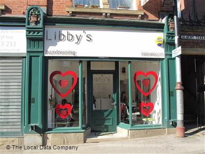 "Libby""s Hairdressing Stockport"