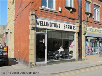 Wellingtons Barbers Brighouse