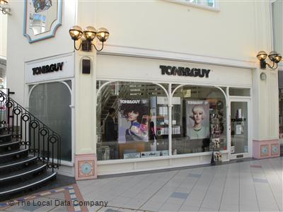 Toni & Guy Wigan