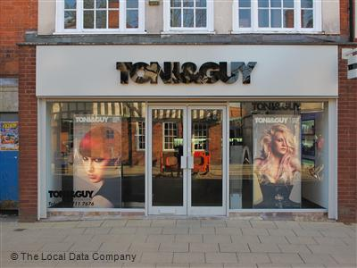 Toni & Guy Solihull