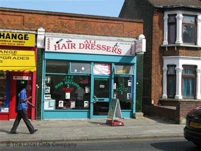 Ali Hair Dressers Barking