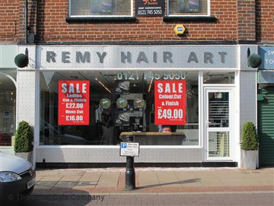 Remy Hair Art Solihull