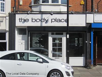The Body Place Enfield