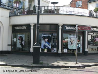 "Toni & Guy Bishop""s Stortford"