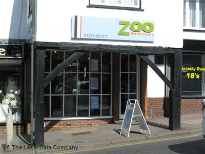 "Zoo Hairdressers Bishop""s Stortford"