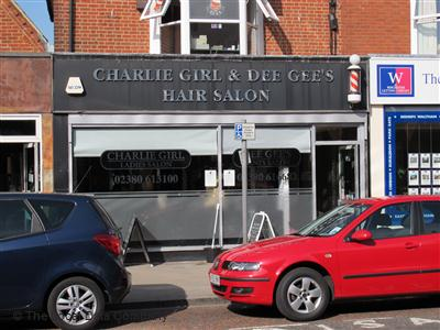 "Charlie Girl & Dee Gee""s Hair Salon Eastleigh"