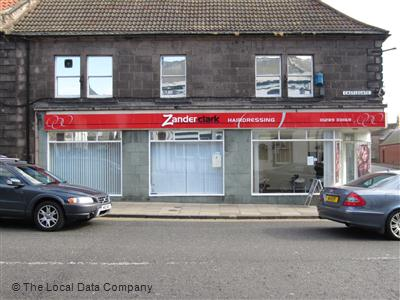 Zander Clark Hairdressers Berwick-Upon-Tweed